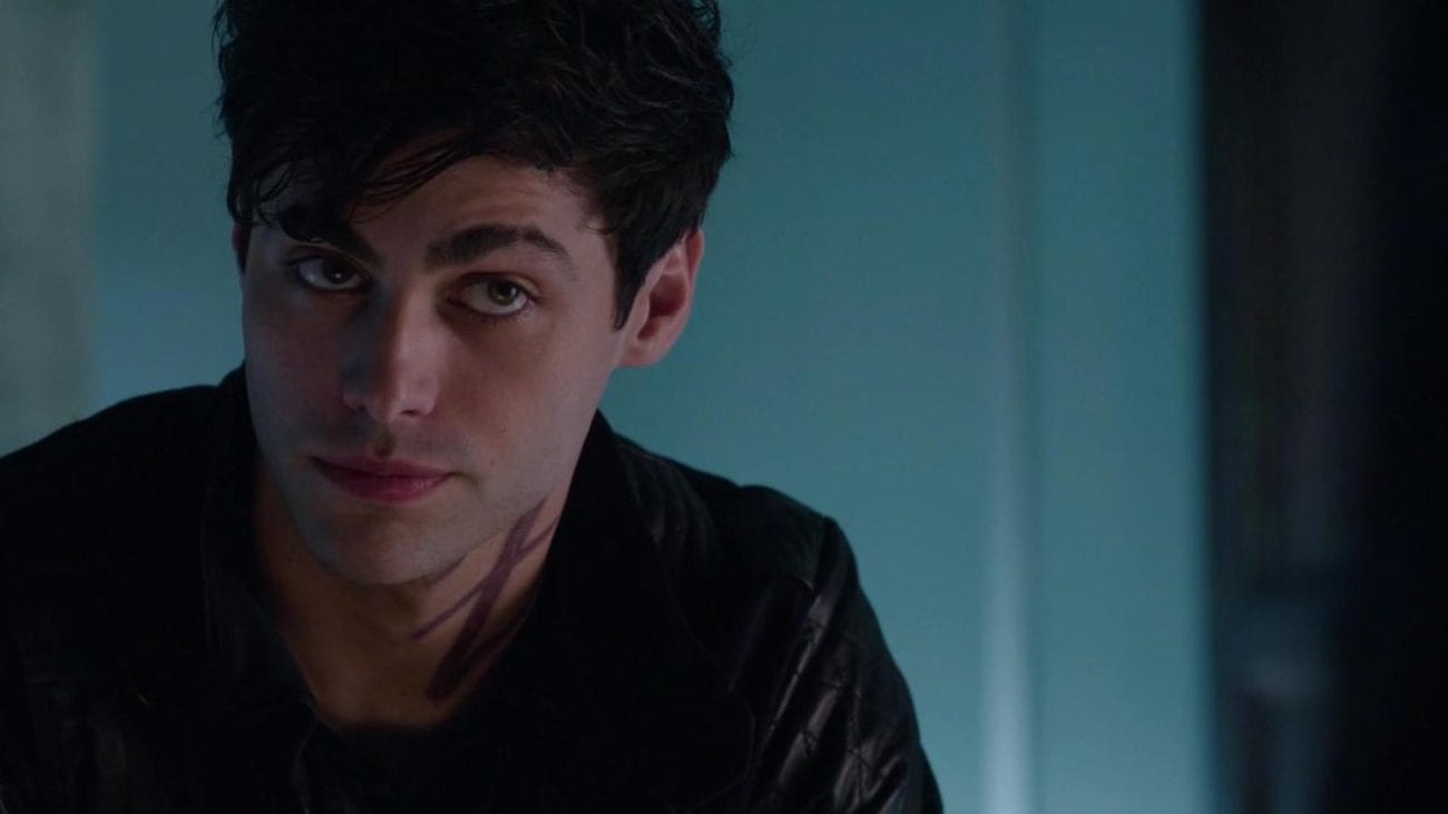 Let's take a look at some of Alec's best moments from 'Shadowhunters' S3B. (Be prepared for numerous brooding stares from Matthew Daddario.)