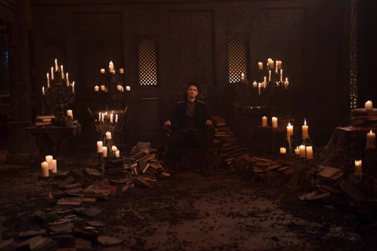 We dedicate time to the unheralded scary side of one of the best couples ever on TV: Malec's spookiest moments from 'Shadowhunters' with Harry Shum Jr.