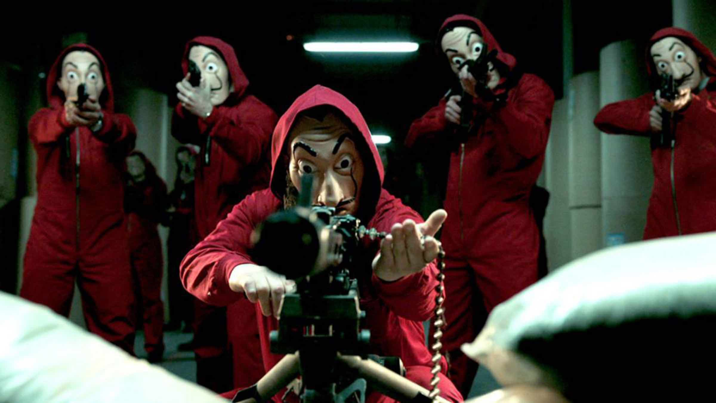 Everything we know about 'Money Heist' part five