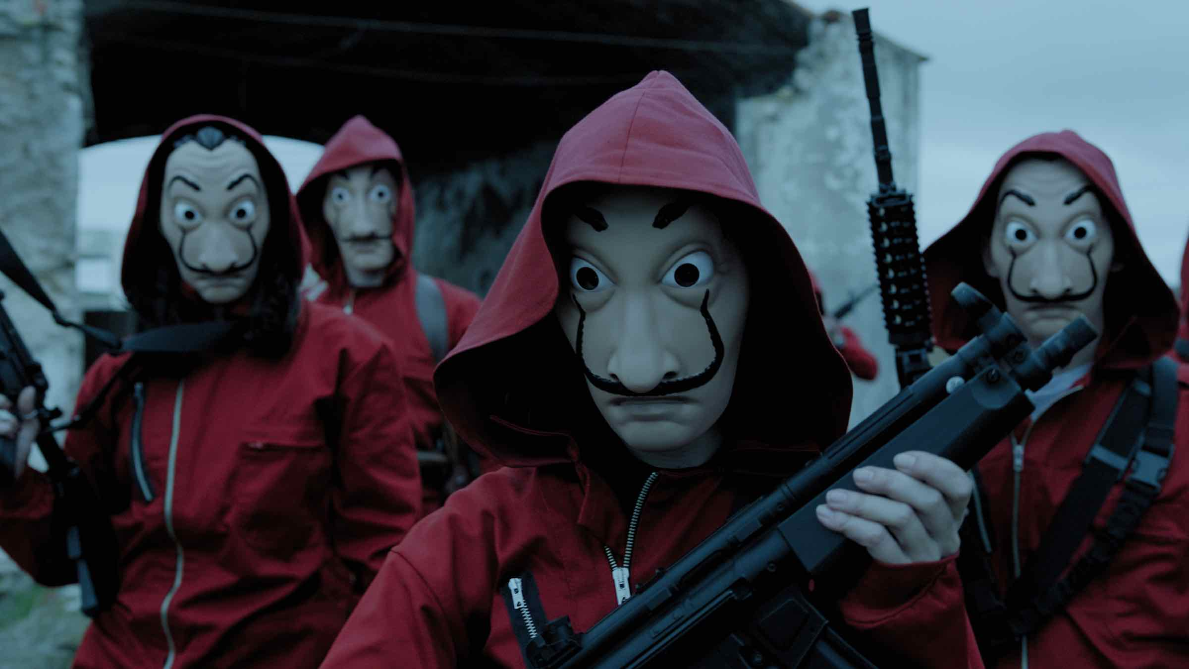 The hottest theories about 'Money Heist' season 4