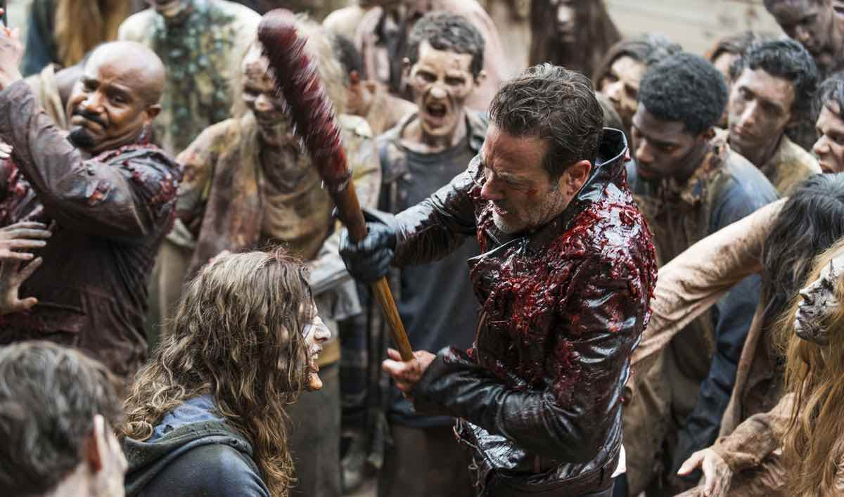 This Gothtober, snuggle up and revisit the most satisfying deaths in 'The Walking Dead' and 'Fear the Walking Dead'. Cry and cringe! Jump up and cheer!