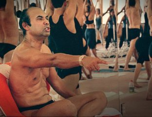 Bikram Choudhury is the focus of the Netflix doc 'Yogi, Guru, Predator'. Here's what you need to know about the guru fraud.