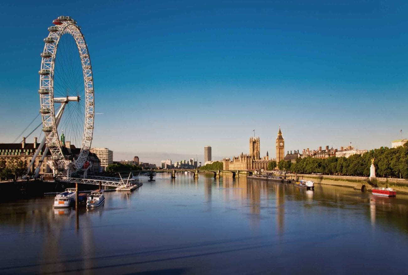 London is a popular setting for movies. Here are the most desirable tourist traps shown on the big screen.