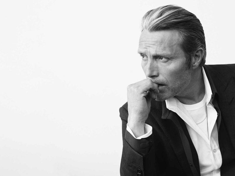 Mads Mikkelsen is a charismatic star. Check out 'Charlie Countryman' and several of his other great performances.