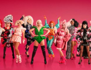 The Vivienne & Baga Chipz from 'RuPaul's Drag Race UK' star in new WOW Presents+ series 'Morning T&T', in which they reprise their roles from Snatch Game.