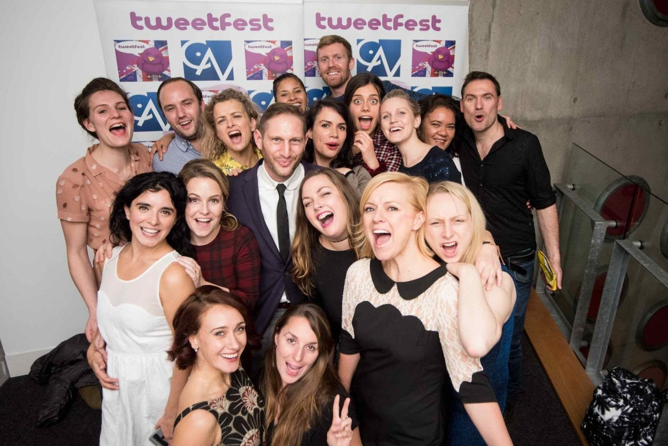 The goal of London's TweetFest Film Festival is to help filmmakers create long futures in the industry and champion women in film.