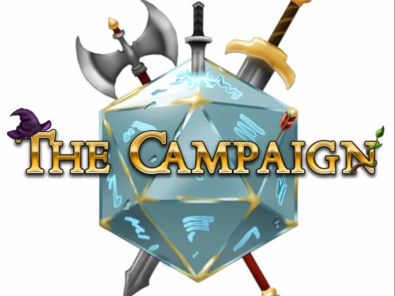 D&D-themed 'The Campaign' combines fantasy, action, and humor to tell a story about friendship and growth. They're finishing their 2nd crowdfund now.