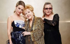 Carrie Fisher is the focal point of a family dynasty. Check out our favorite films starring Fisher, Debbie Reynolds, and Billie Lourd.