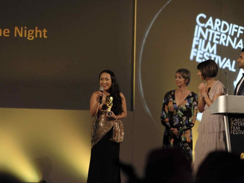 Katie Li is a talented filmmaker who recently completed her feature film 'Into the Night'. Here's our interview with the woman behind the camera.