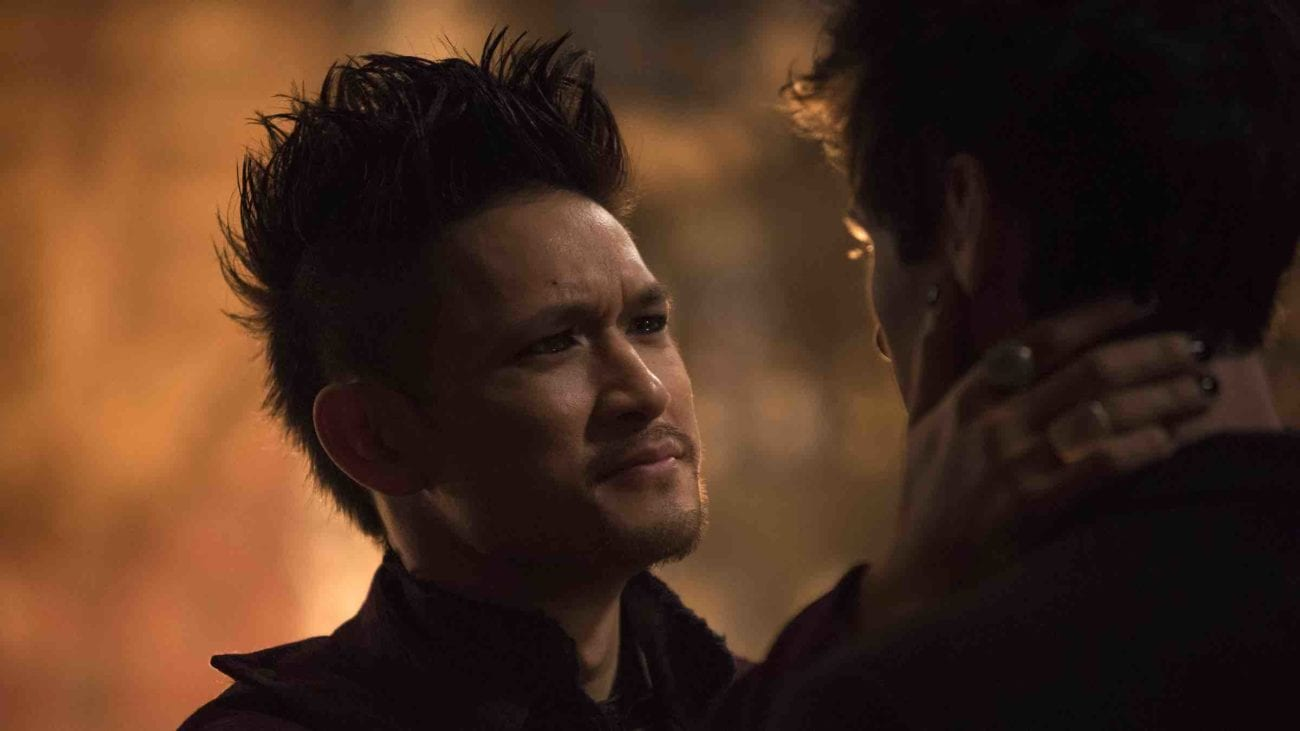 Magnus Bane (Harry Shum Jr.) is a centuries-old warlock with a whole lot of flair on the television show 'Shadowhunters'. Here are his best moments.