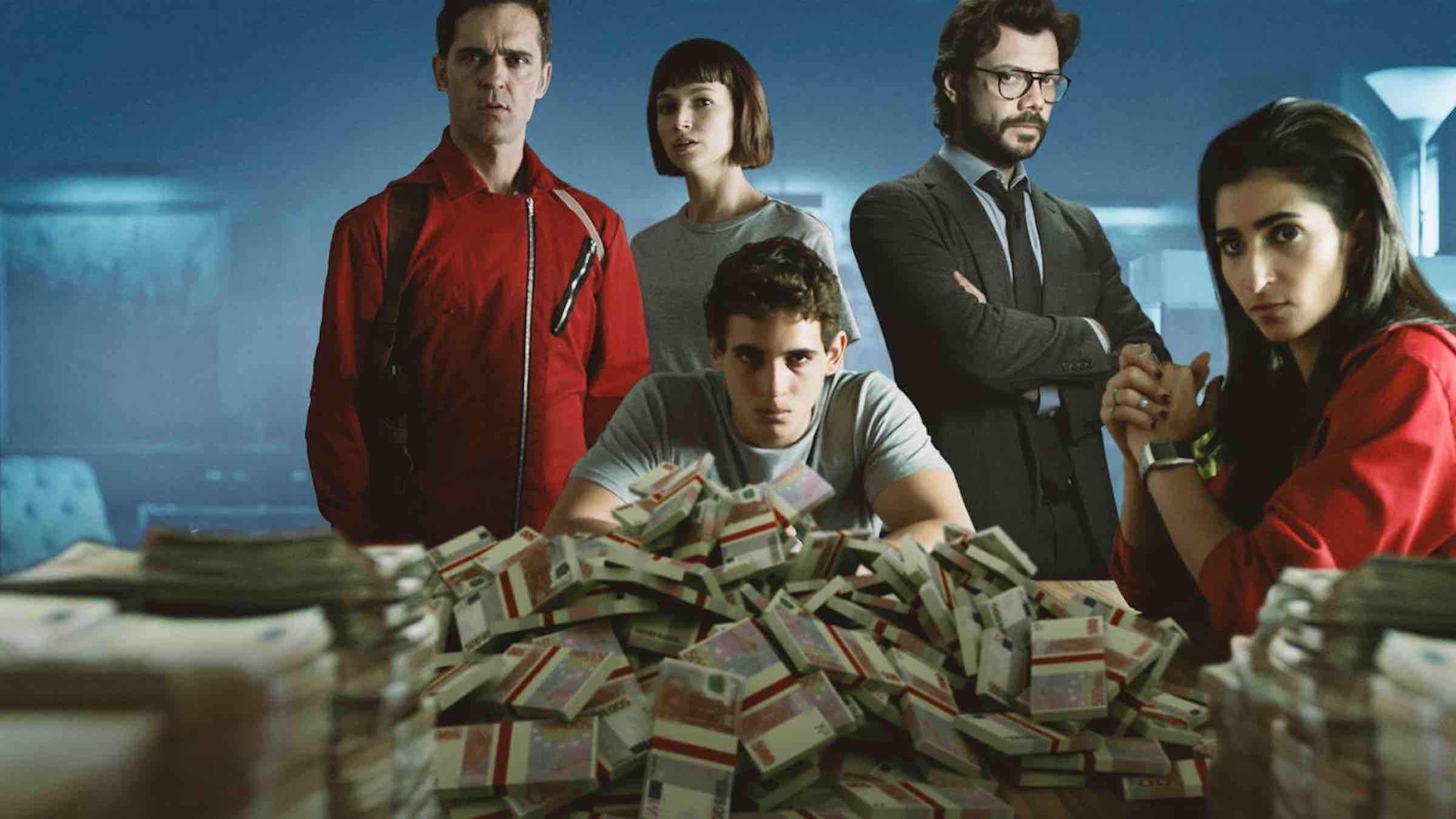 Should you listen to Tokyo – or Berlin? Get through the holiday blues with some inspirational quotes from Netflix's breakout hit 'Money Heist'.