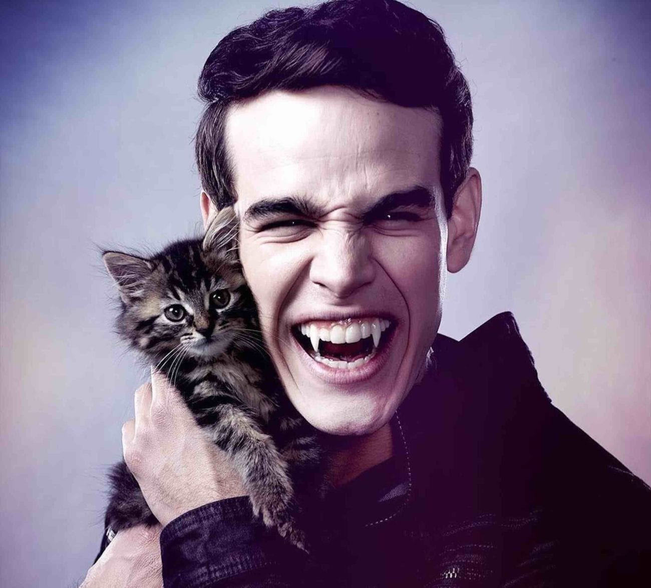 Being a vampire is a challenge, and Simon Lewis (Alberto Rosende) is no exception. His journey on 'Shadowhunters' proves he's the best worst vampire ever.
