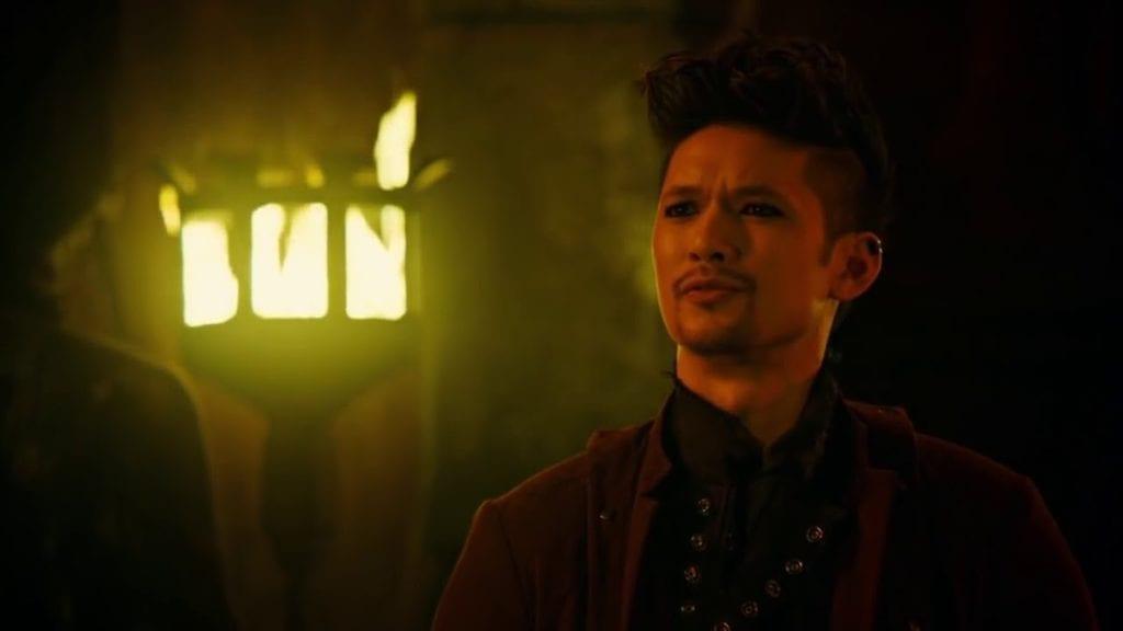 Magic Magnus Shadowhunters