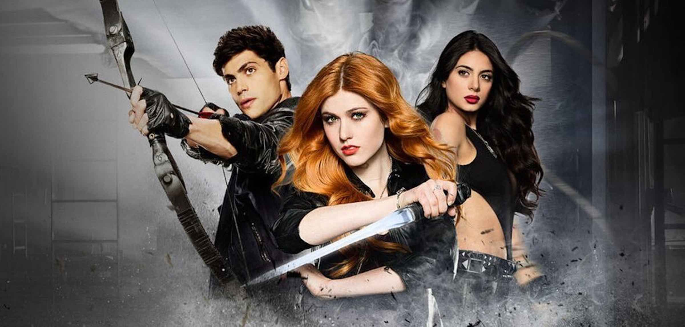 If you are fantasyphobic, Alisha Wainwright in 'Shadowhunters' is the obvious choice to get you into the genre.