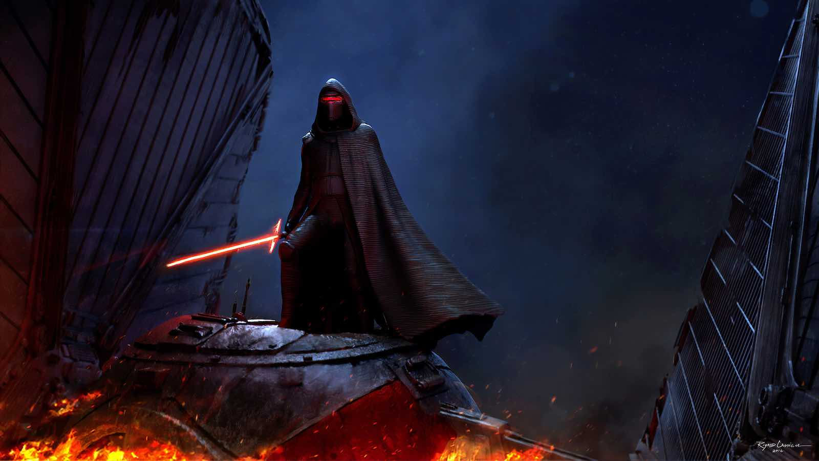 Should Kylo Ren Be Redeemed In Star Wars The Rise Of Skywalker Film Daily