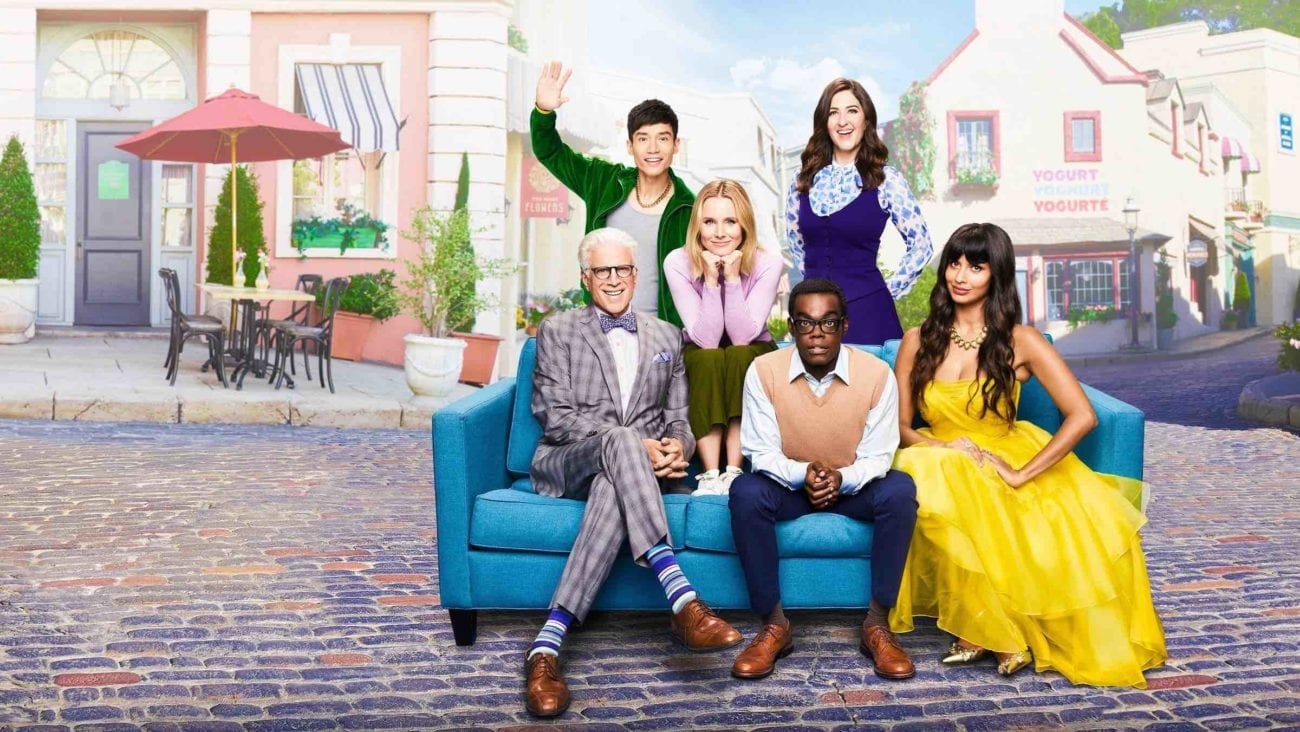 "After all the Bad Place drama, 'The Good Place' season 4 ep. 6 ""A Chip Driver Mystery"" is back on its usual bullshirt about its humans improving."
