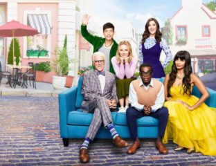 After all the Bad Place drama, 'The Good Place' season 4 ep. 6