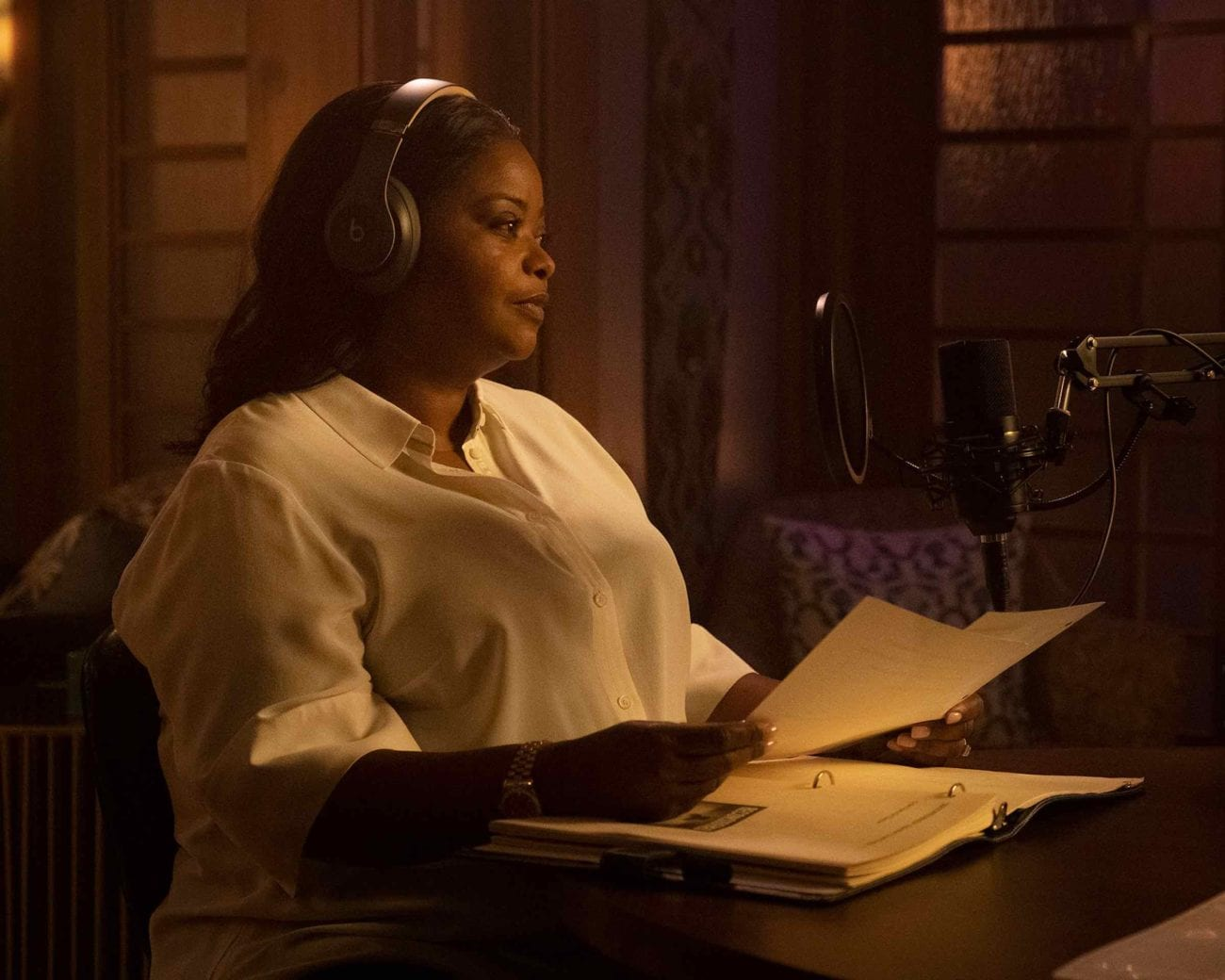 Apple TV+ continues to add to its streaming repertoire with legal drama 'Truth Be Told', starring Octavia Spencer, Aaron Paul, and Lizzy Caplan.