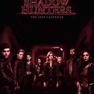Film Daily and talented fandom artist David Nephilim present the 'Shadowhunters' 2020 Fandom Calendar, fully illustrated & made on high-quality color stock.