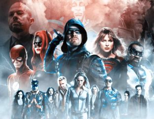 What are the big heroes without their teams?! That's right, we're getting full-on team involvement for 'Crisis on Infinite Earths'. Here's the lineup.