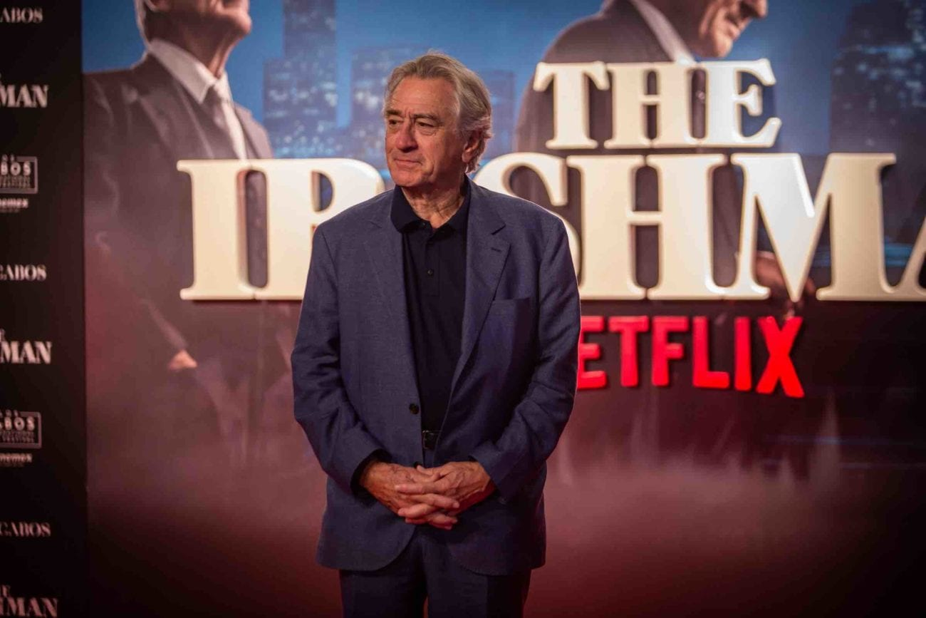 Robert De Niro presented 'The Irishman' at this year's Los Cabos International Film Festival. We interview artistic director Maru Garzón Polanco.