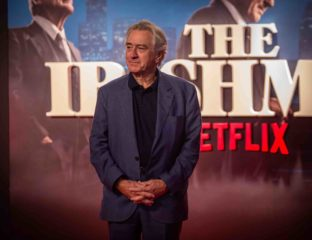 Robert De Niro presented 'The Irishman' at this year's Los Cabos International Film Festival. We interview artistic director Maru Garzón Polanco.