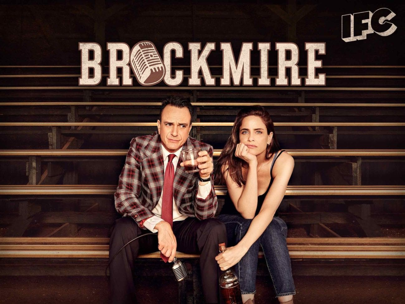 IFC's 'Brockmire' swings for the fences in its fourth and final season premiering in March 2020. Here's everything you need to know about S4.