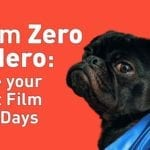 Do you dream of becoming a sensational writer? Stop dreaming and start screenwriting – go From Zero to Hero with our Write Your Short in 30 Days program.