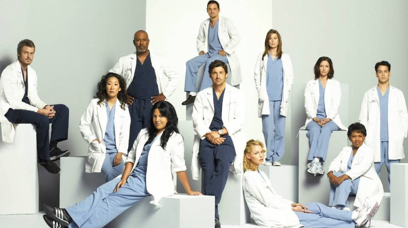 The complete guide to 'Grey's Anatomy' for newcomers. Everything you need to know about the first 15 seasons.
