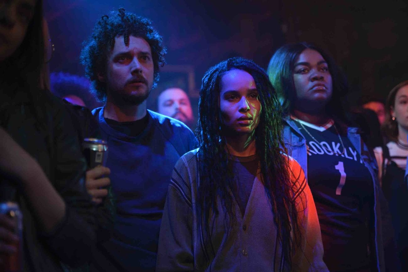 Hulu has snagged queen Zoë Kravitz (Big Little Lies) for their new romantic dramedy series 'High Fidelity'. Here's what we know.