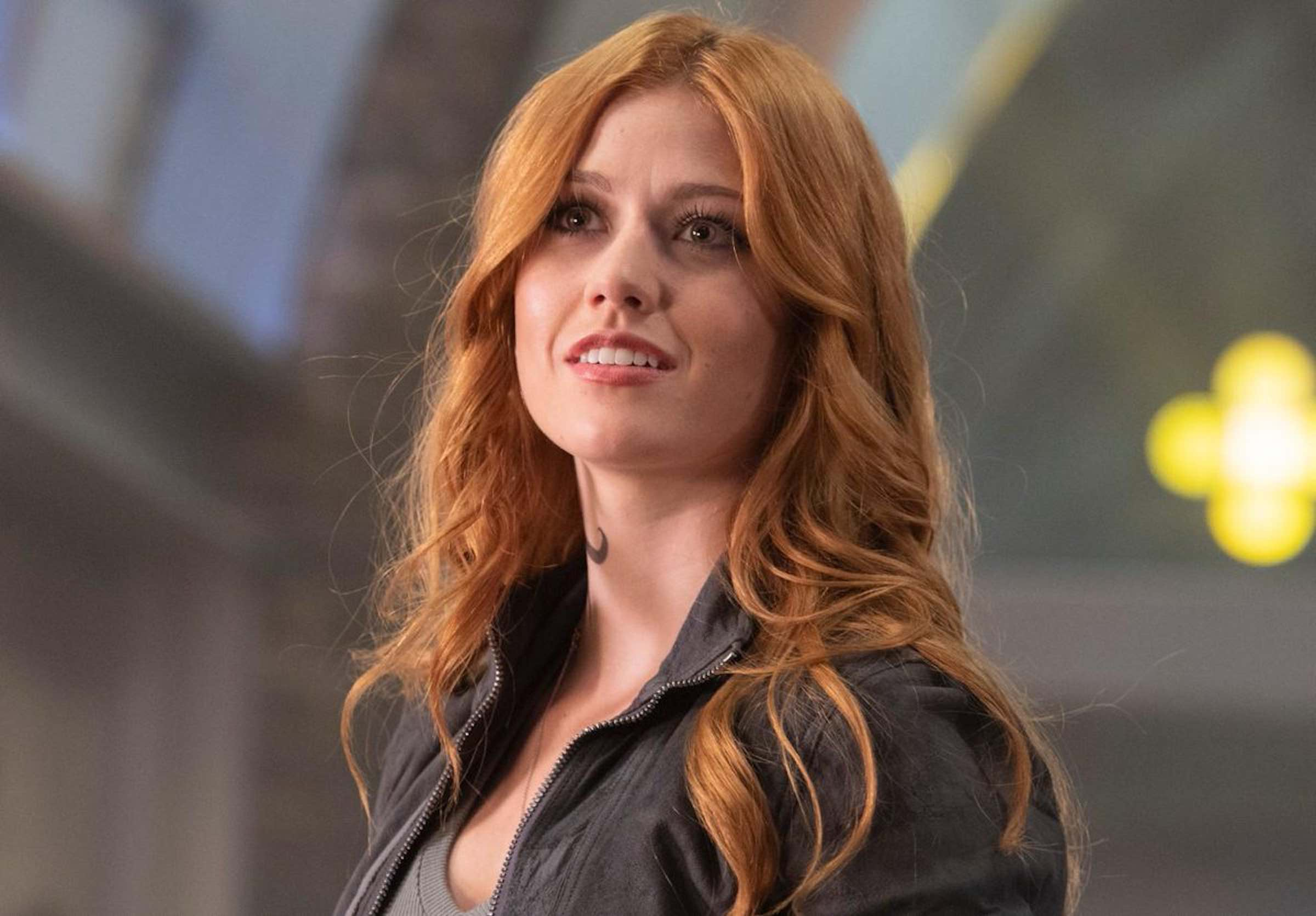Here S How To Meet Shadowhunters S Katherine Mcnamara In Nyc Film Daily