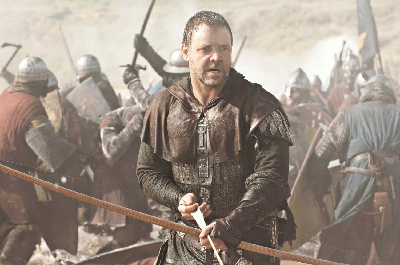Do you know your Russell Crowe films as well as you think you do? Test your knowledge to see if you can guess the film from one photo and a cryptic clue.