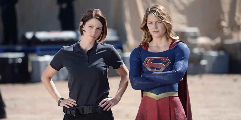Supergirl Danvers