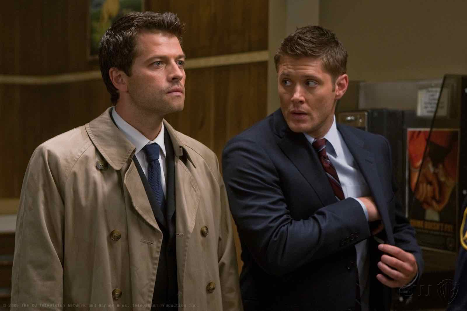 Why 'Supernatural''s Dean and Castiel are one of the best 'ships of all  time – Film Daily