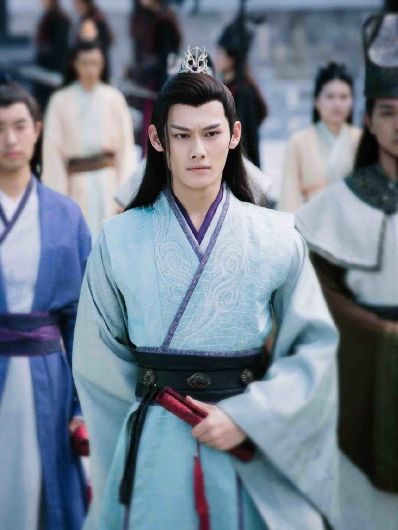 With a myriad of reasons to feel he is either the worst or wholly misunderstood. Here's what makes fans of 'The Untamed' so passionate about Jiang Cheng.