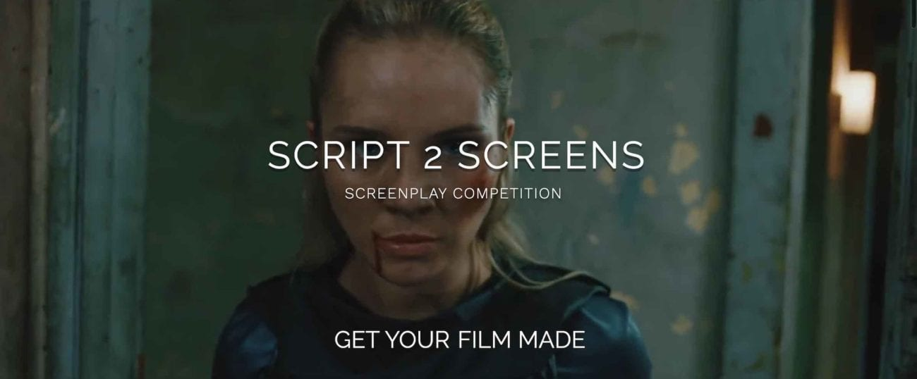 Aspiring screenwriters need two things: a high-quality project and industry access to decision-makers. Script2Screens's screenwriting contest awards both.