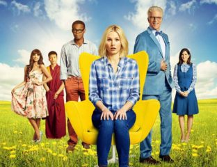 'The Good Place' is back, and it's getting down to business with only four episodes left. Here's our recap of season 4 ep. 10 and all the motherforking tea.