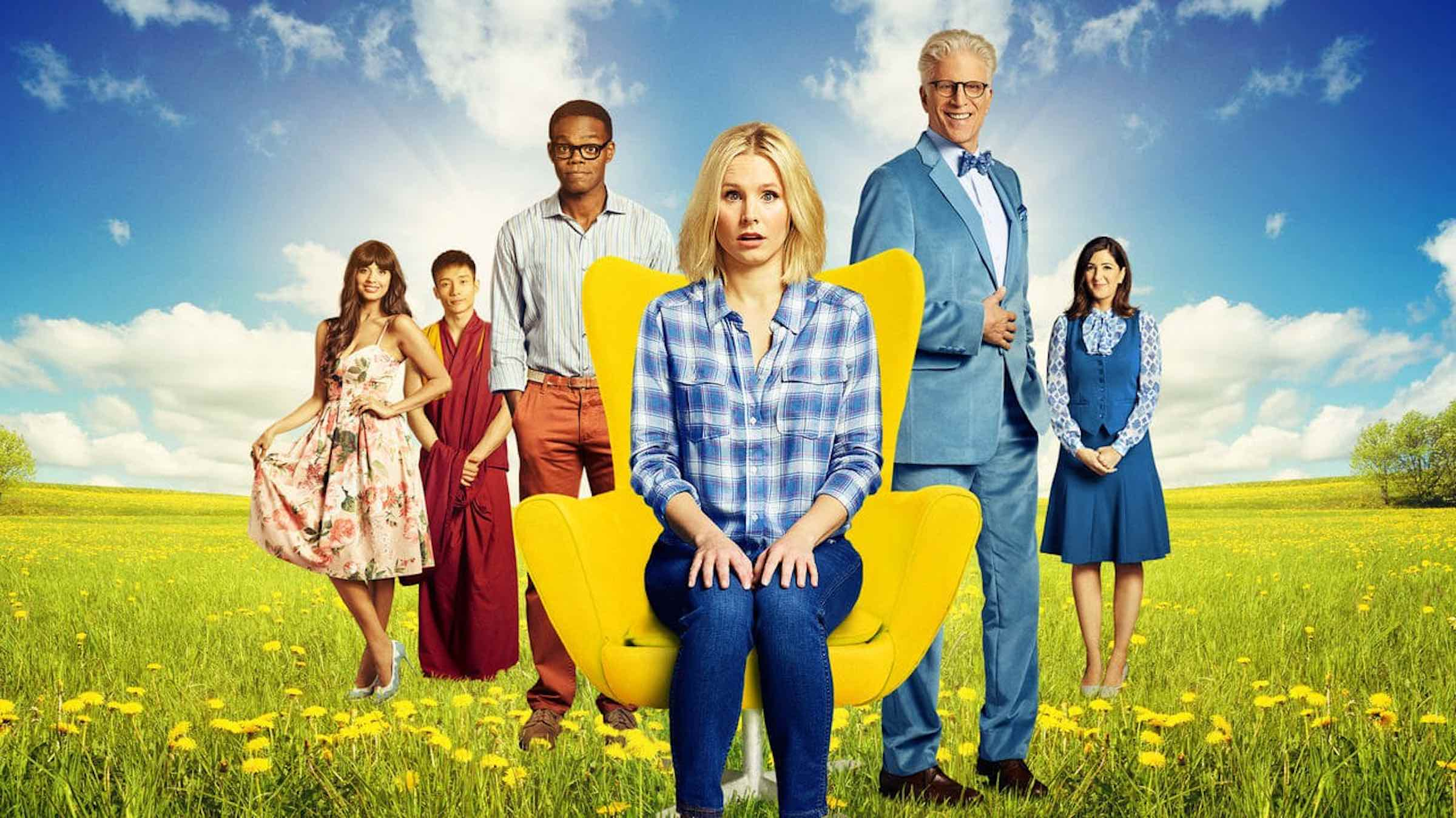 'The Good Place' is back, and it's getting down to business with only four episodes left. Here's our recap of S4E10 and all the motherforking tea.