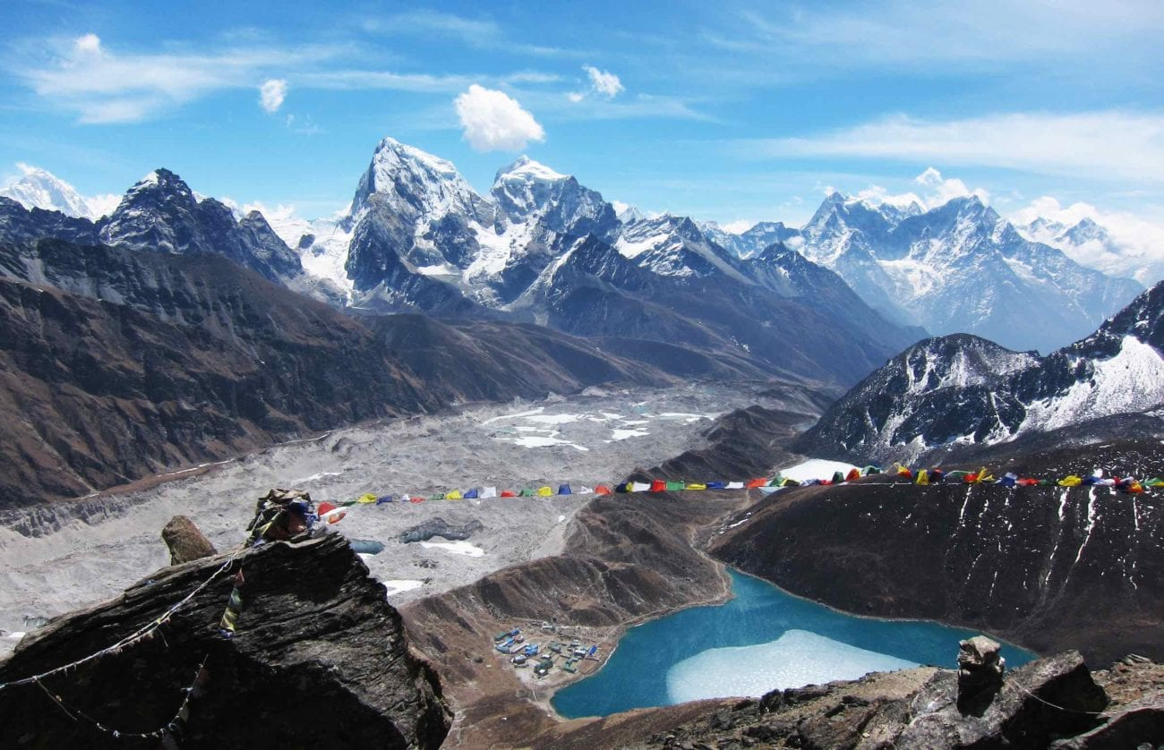 Offering breathtaking adventurous activities, massive mountains, and natural beauty, Nepal doesn't need to do much to convince us that it's worth the trip.