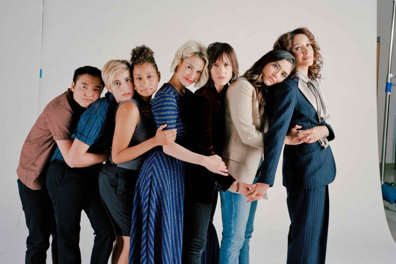Let's run down the need to know info from the original so you can hop straight into 'The L Word: Generation Q' before it's too late.