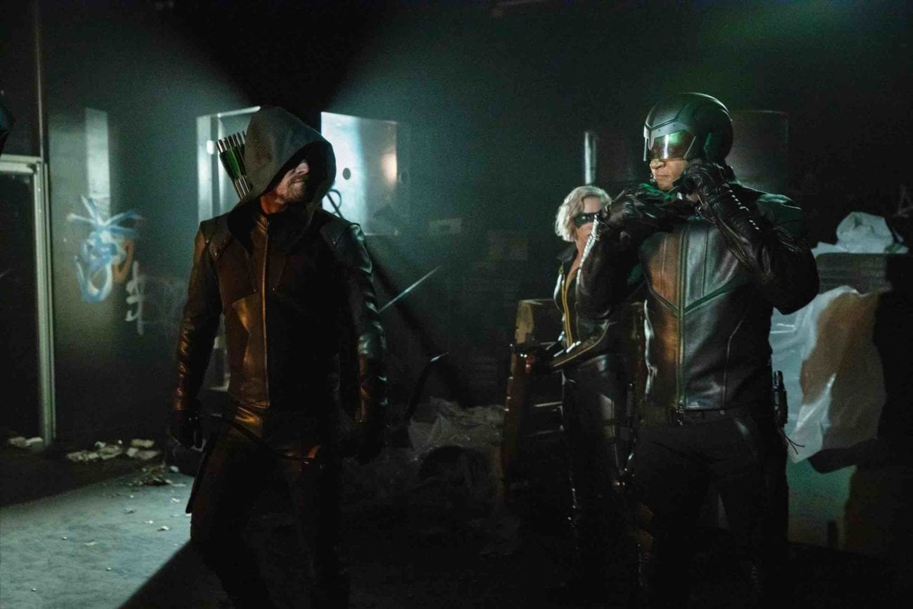 If you didn't watch season eight of 'Arrow', we've got you covered. Here is basically what happened in the final season of 'Arrow'.