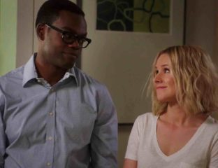 In honor of the hottest power couple in 'The Good Place' (sorry #TeamJanason), here's the hottest moments in the past of Chidi and Eleanor from season 3.