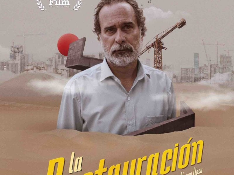 Alonso Llosa will be making his directorial debut at SBIFF this weekend with the world premiere of La Restauración. Here's our interview with Llosa.