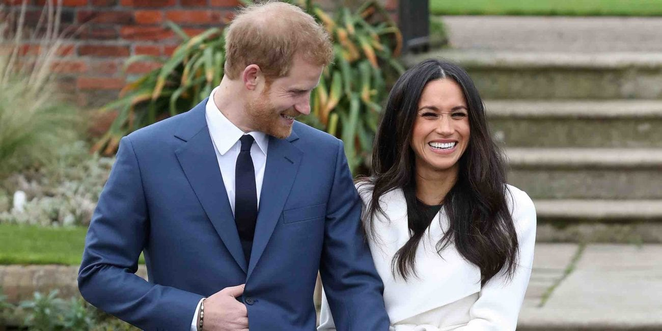 Meghan Markle and Prince Harry are trading royal stuffiness for mixing with the masses. Karen Javitch showcases a song in their honor. Here's what we know.