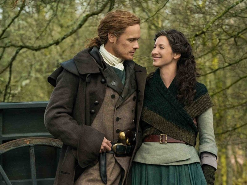 Are you Jaime and Claire the cutest characters in 'Outlander'? Stroll through memory lane with some of the most heartwarming scenes with the couple.