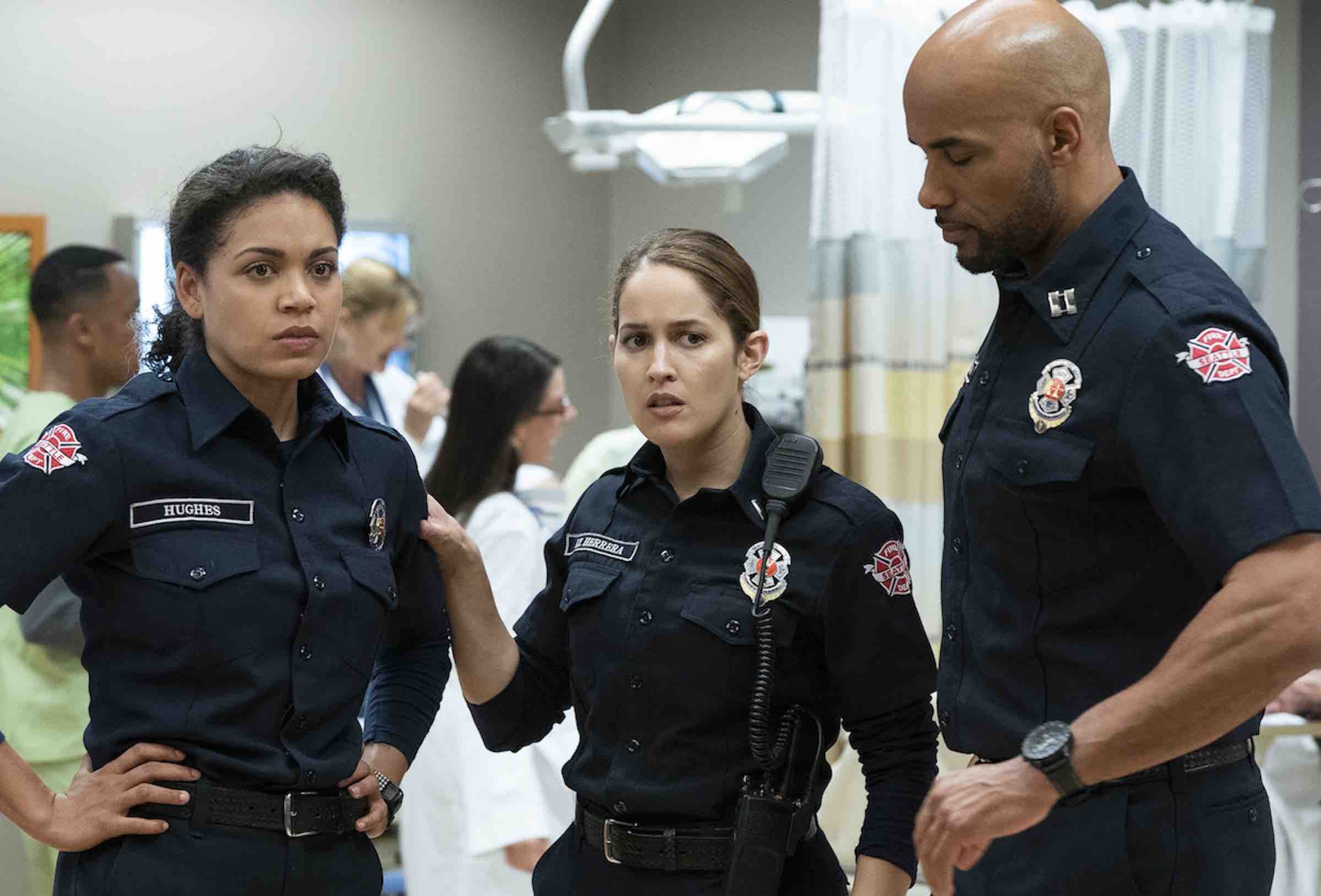 Ready for 'Station 19' season 3? Read this recap first