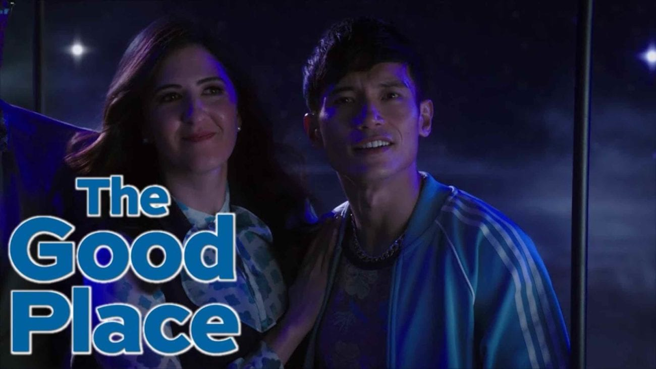 "If we've learned anything from past finales of 'The Good Place' NBC, ""Patty"" ending on a high note means we're screwed. Here's our season 4 ep. 12 recap."