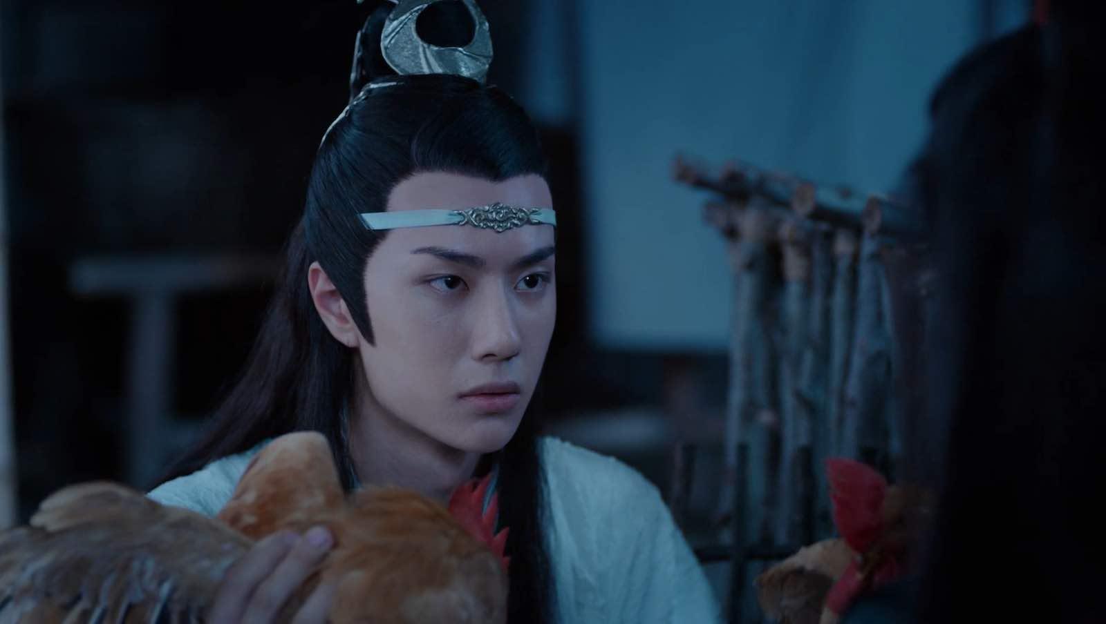 Untamed Lan Zhan