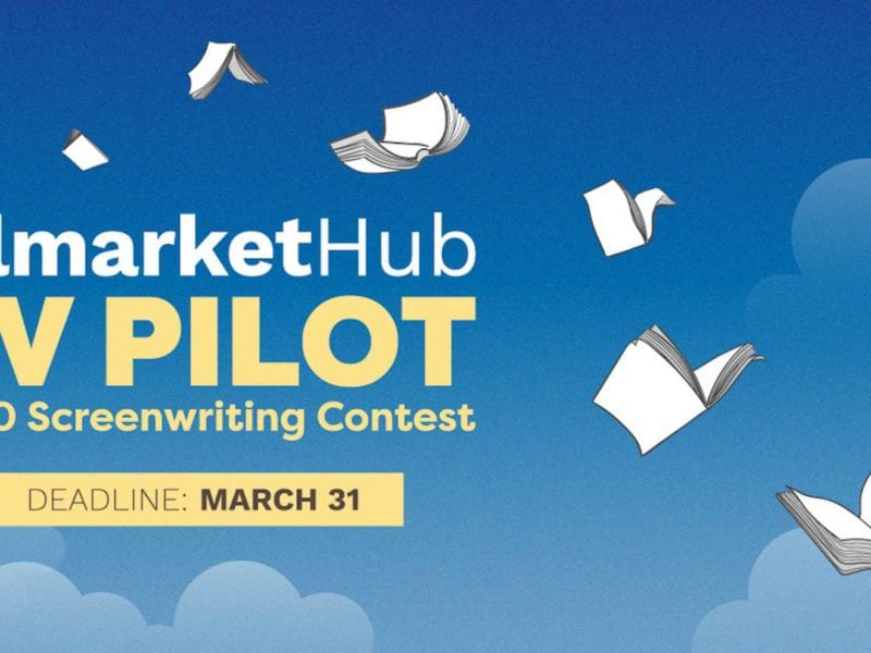 Filmarket Hub, the curated online marketplace for films and series in development, is launching a new pilot contest for screenwriters. Here's how to enter!