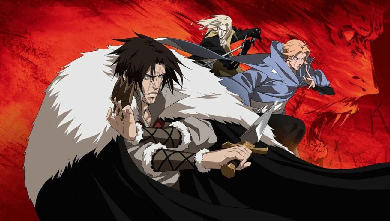 With its official announcement, it's time for a refresher your memory of where we left off with 'Castlevania' season 2. Here's what we know.